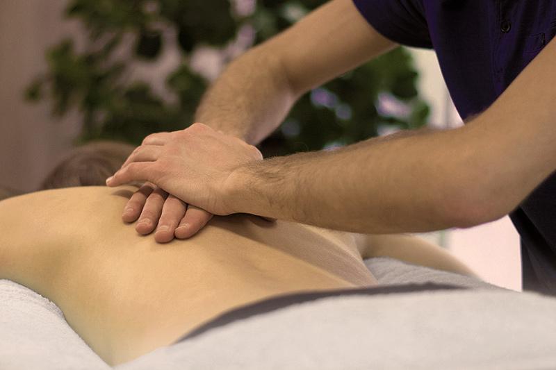 Facettensyndrom / Rückenschmerzen