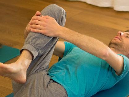 Schmerzhafte Verspannungen im Rücken / Rückenschmerzen